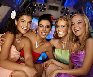 Let us help you arrive in style with our prom limos.